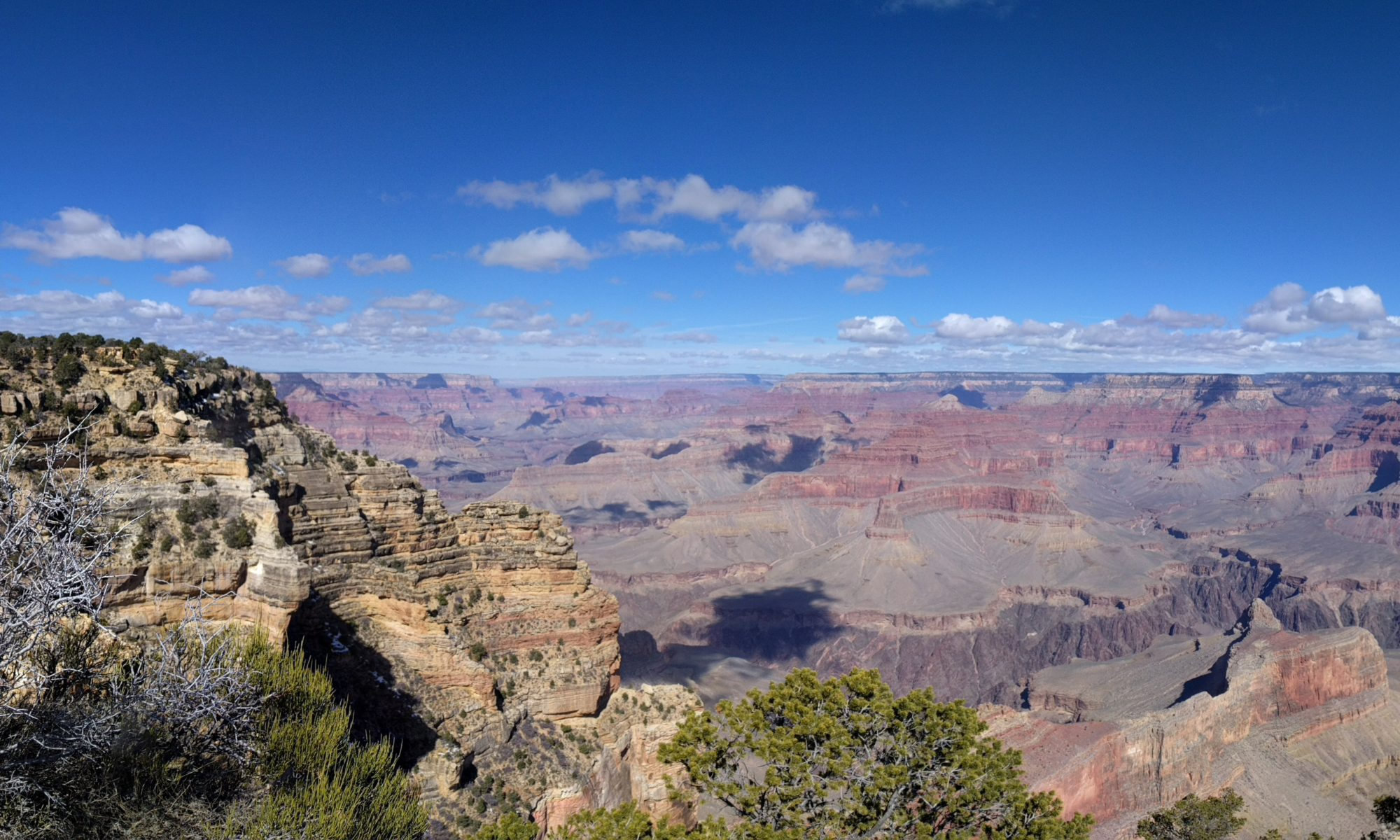 Grand Canyon South Rim New Neck Of The Woods